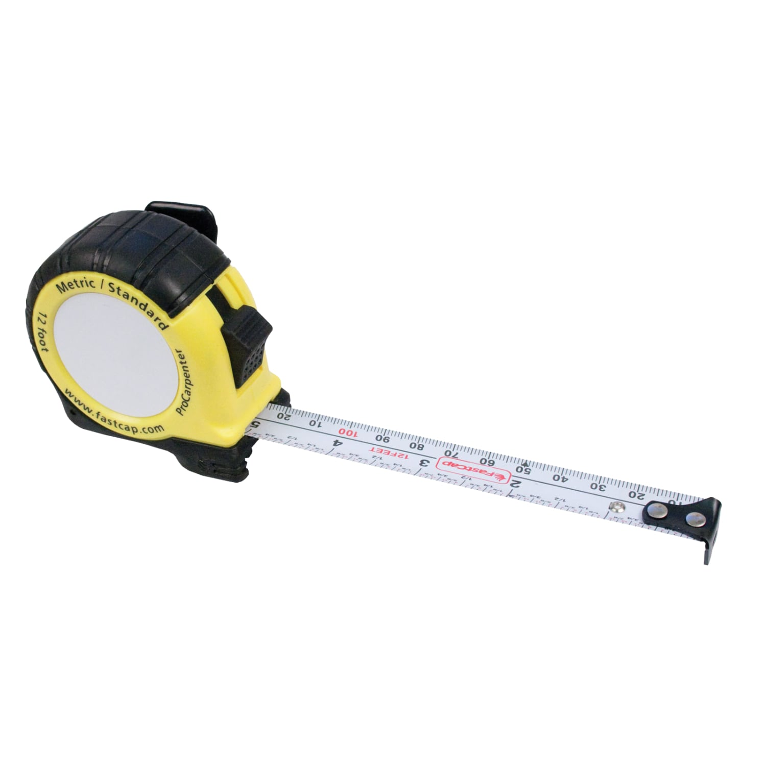 Fastcap 12 Foot Metric Standard Procarpenter Measuring