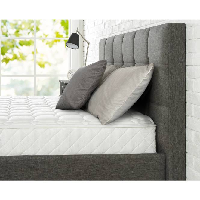 Slumber 1 8 Mattress In A Box With Smart Base Multiple Sizes