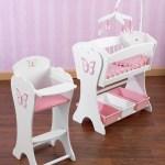 Kidkraft Pretty Pink Butterfly Doll Furniture Set Brickseek
