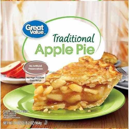Great Value Apple Pie - Walmart.com