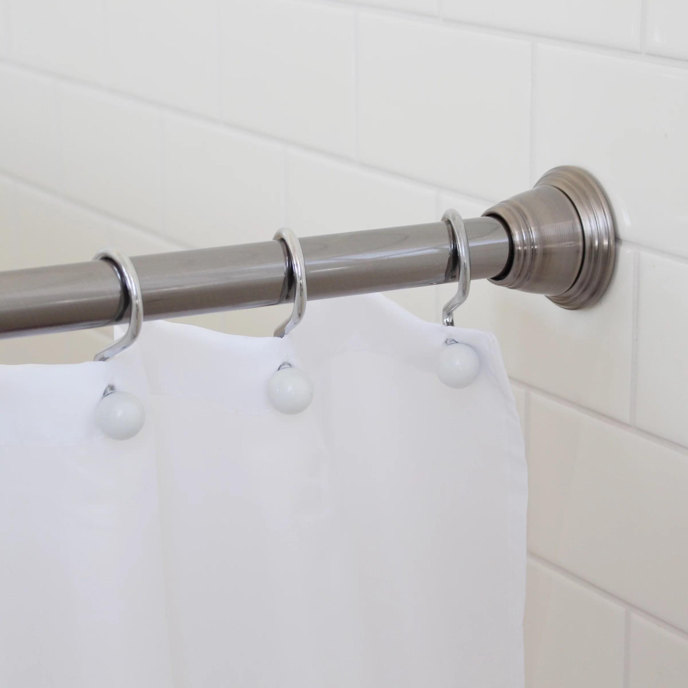 shower curtain hooks rods walmart com