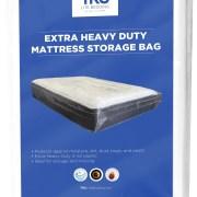 Tru Lite Bedding Heavy Duty Mattress Storage Bag Extra Thick 4 Mil Fits