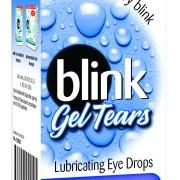 Blink Gel Tears Lubricating Eye Drops 0 34 Fl Oz