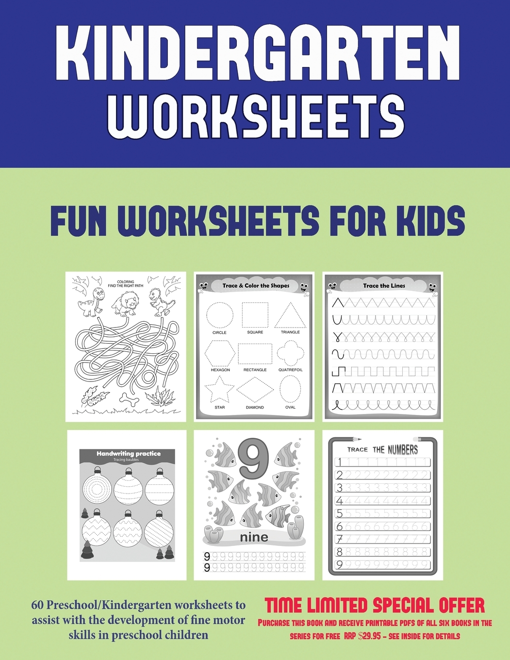 Kindergarten Worksheets Kindergarten Worksheets 60