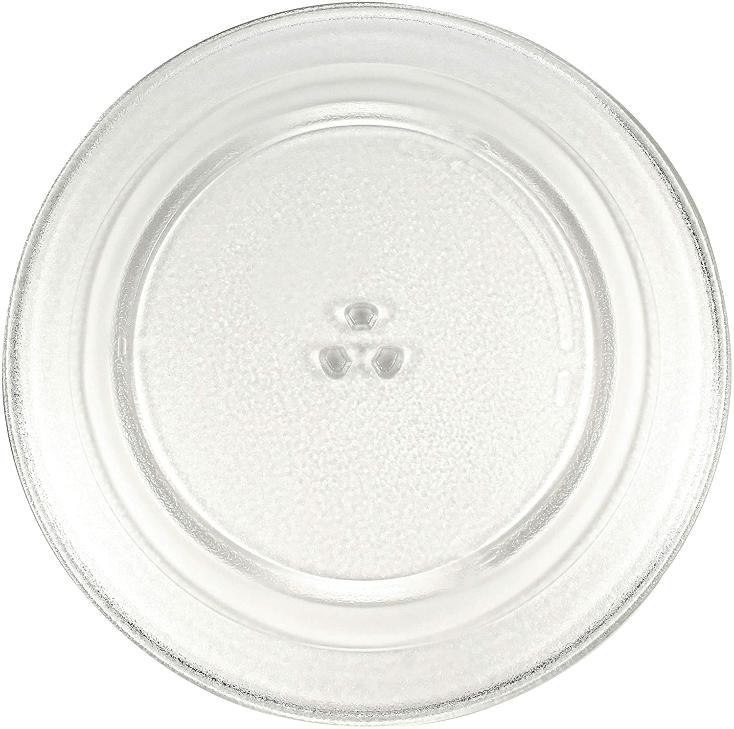 hqrp 15 glass turntable tray compatible with sharp carousel 9kc3517207700 r551 r 551z r 551zs r 551zm r559 r 559y r 559yk r 559yw smc1840cs smc1842cs