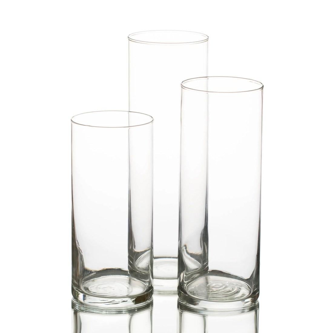 Eastland Cylinder Vases Set of 36
