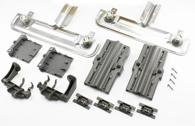 kitchenaid dishwasher upper rack adjuster replacement part w10350376 walmart com