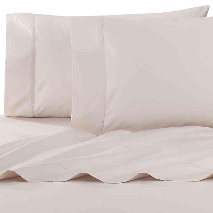 wamsutta dream zone 750 thread count pimacott king pillowcases in blush set of 2