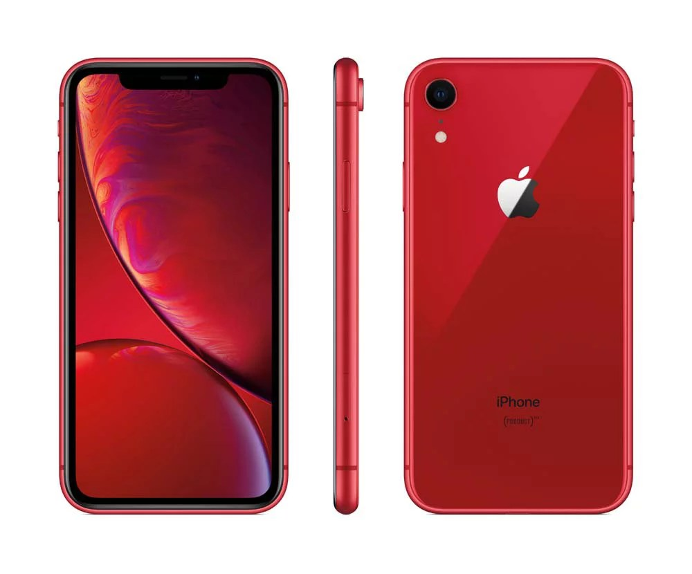 iPhone XR 64GB Red (Unlocked) Refurbished A+