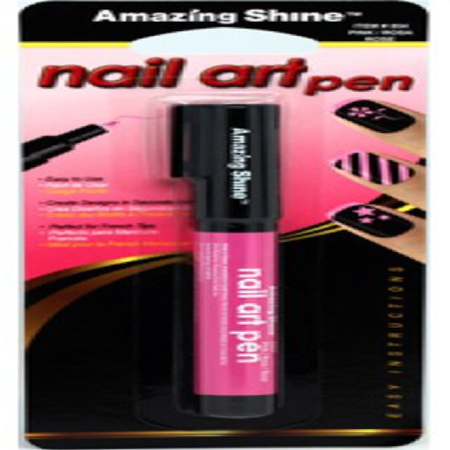 Amazing Shine Nail Art Pen Red Pack Of 2
