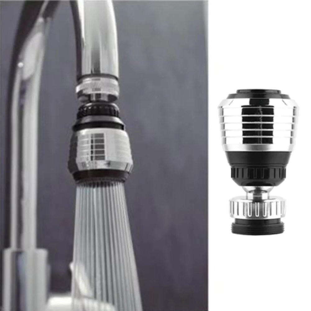 sink water faucet tip swivel nozzle adapter kitchen aerator tap chrome connector walmart com