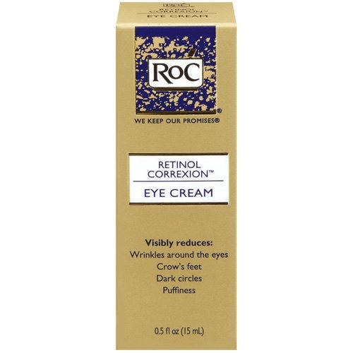 Roc Retinol Correxion Anti-Aging Eye Cream Treatment, .5 fl. Oz
