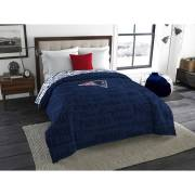 Nfl New England Patriots Anthem Twin Full Bedding Comforter