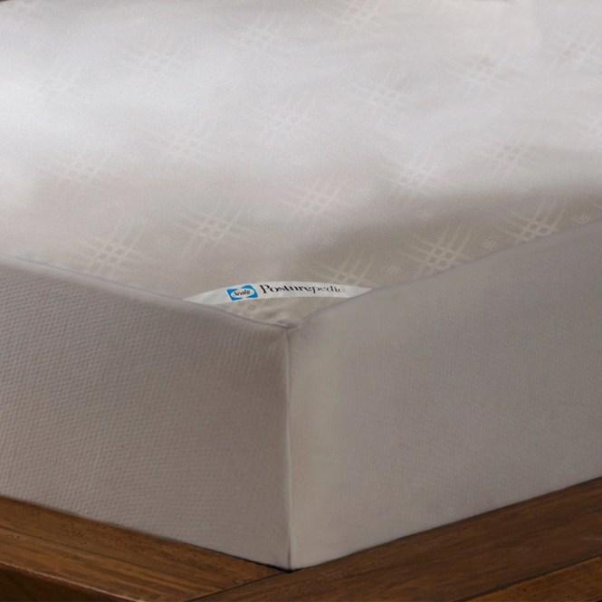 Saferest Premium Hypoallergenic Waterproof Mattress Protector Vinyl Free Multiple Sizes