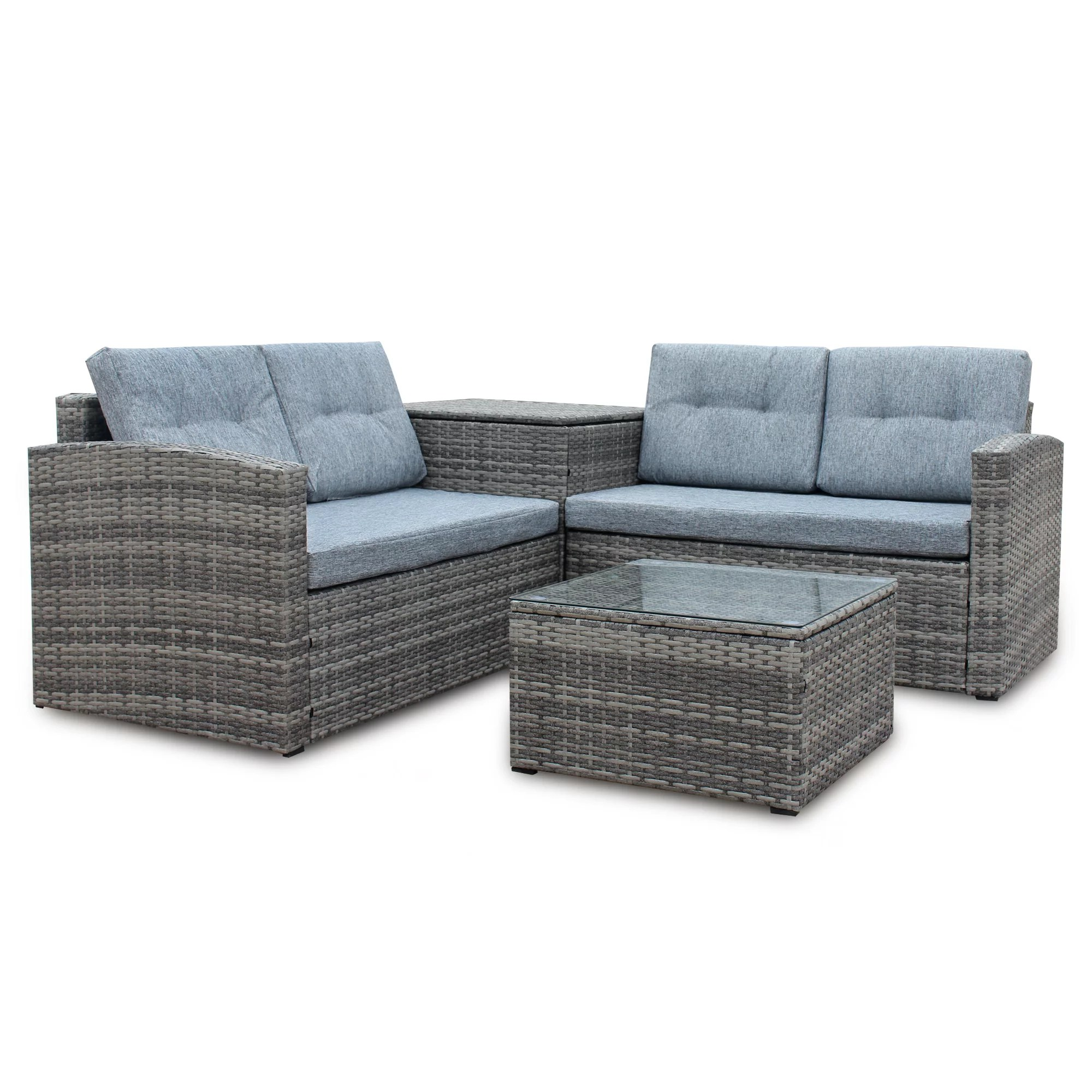 clearance outdoor patio furniture sets segmart 4 pieces on walmart bedroom furniture clearance id=46300