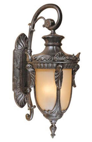 patriot lighting concord gold stone 25 25 outdoor wall light