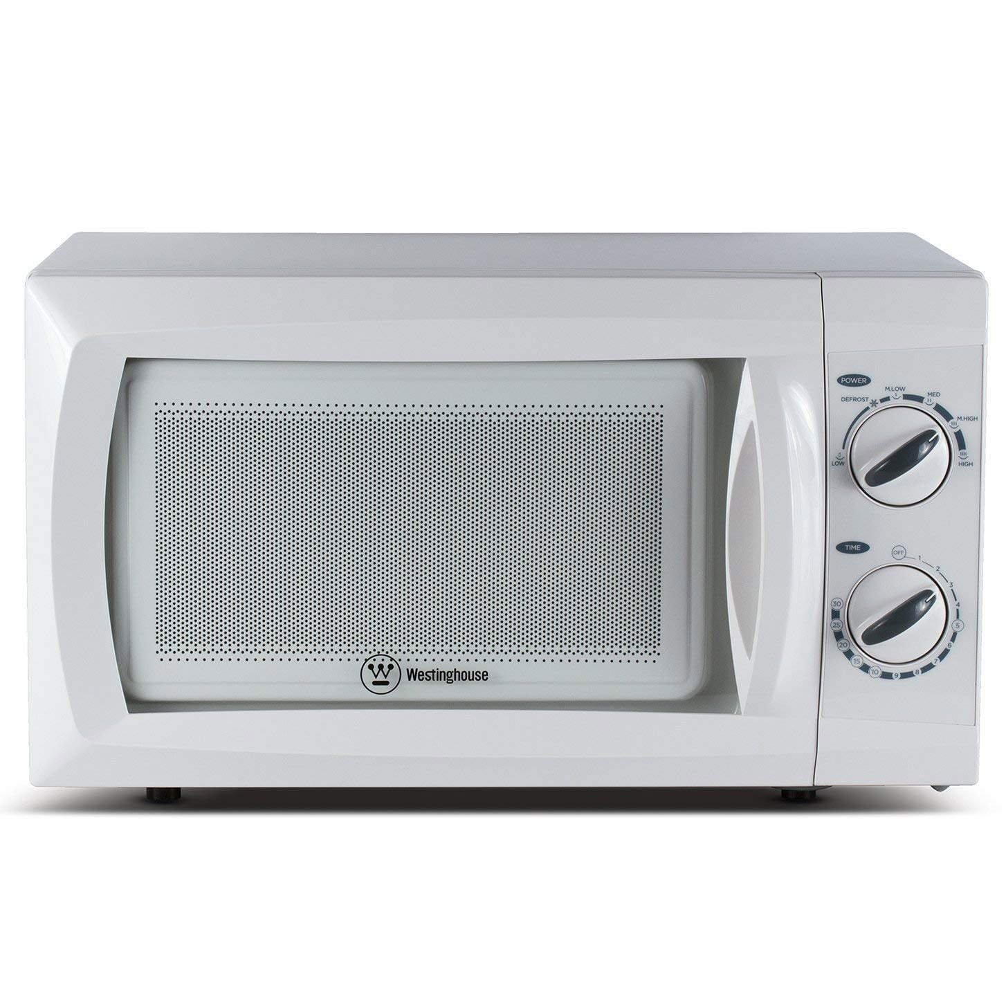 westinghouse 0 6 cu ft microwave white