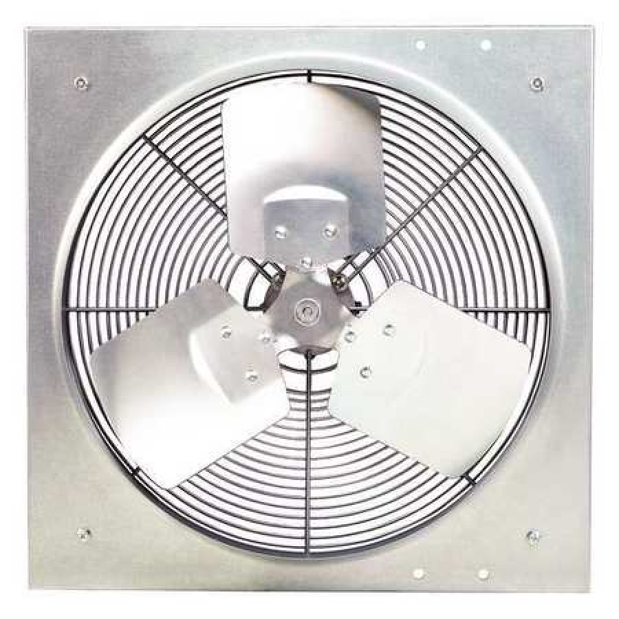 dayton 10d956 exhaust fan 16 in 1201 cfm