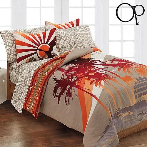 Op Tropic Sun Bed In A Bag Bedding Set Walmart Com