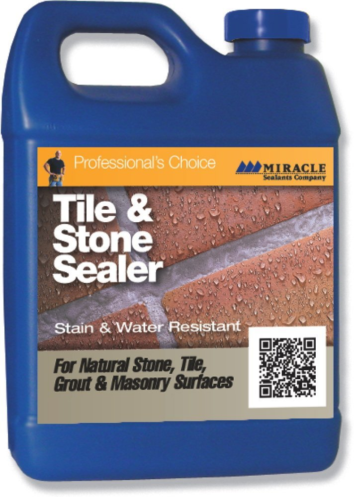 miracle sealants tile stone grout sealer gal