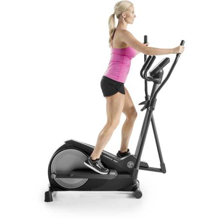 Gold's Gym Stride Trainer 380 Compact Elliptical Machine