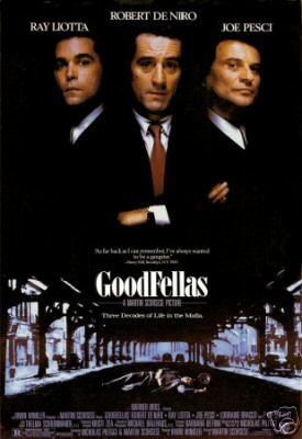 goodfellas group movie poster new 24x36