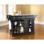 Crosley Furniture Alexandria Solid Granite Top Kitchen Island Walmart Com Walmart Com