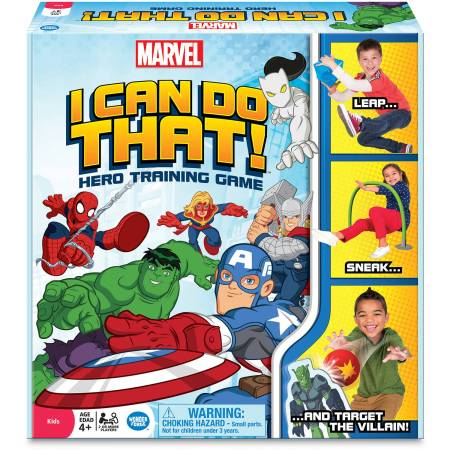 Marvel I Can Do That! Game