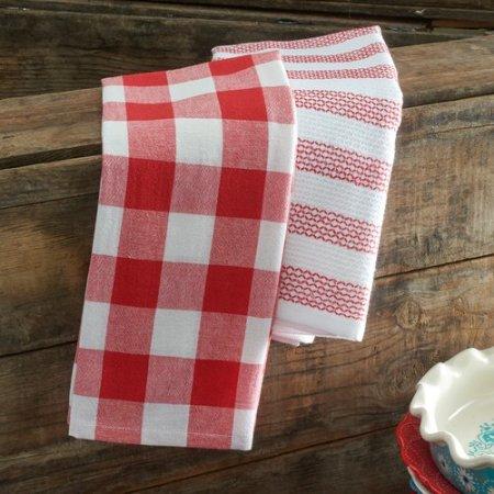 Honeycomb Kitchen Towel Set