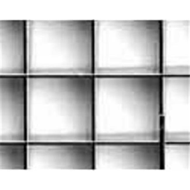 1199234a egg crate lighting diffuser silver pack of 15 walmart com
