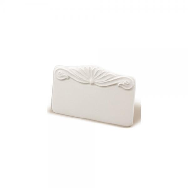 place tile designs set of 6 bliss dry erase ceramic place card
