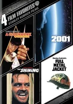 4 Film Favorites: Stanley Kubrick Collection (DVD)