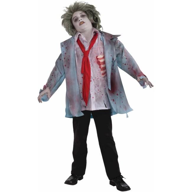 Zombie Boy Child Halloween Costume