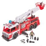 Kid Connection Fire Truck Play Set 10 Pieces Walmart Com Walmart Com