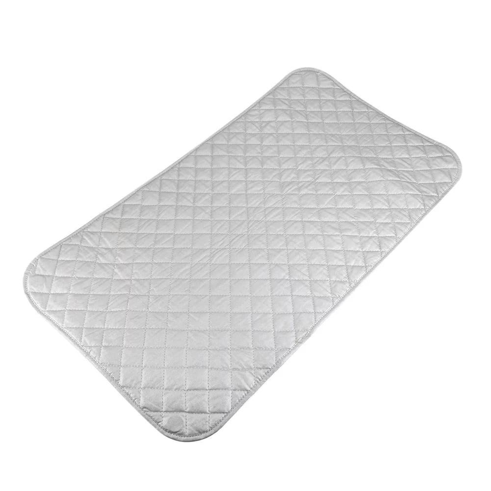 garosa couverture de tapis de repassage magnetique antiderapante pliable portable pour dessus de table et voyage coussin de repassage coussin de fer