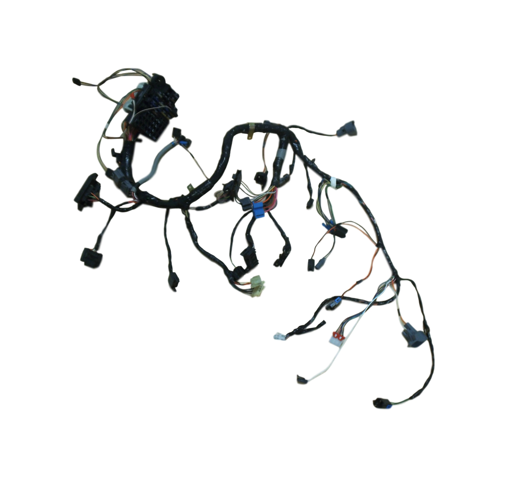 Delco Gm Complete Wiring Harness Assembly 1