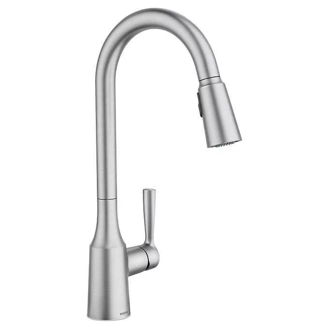 moen gene pull down kitchen faucet