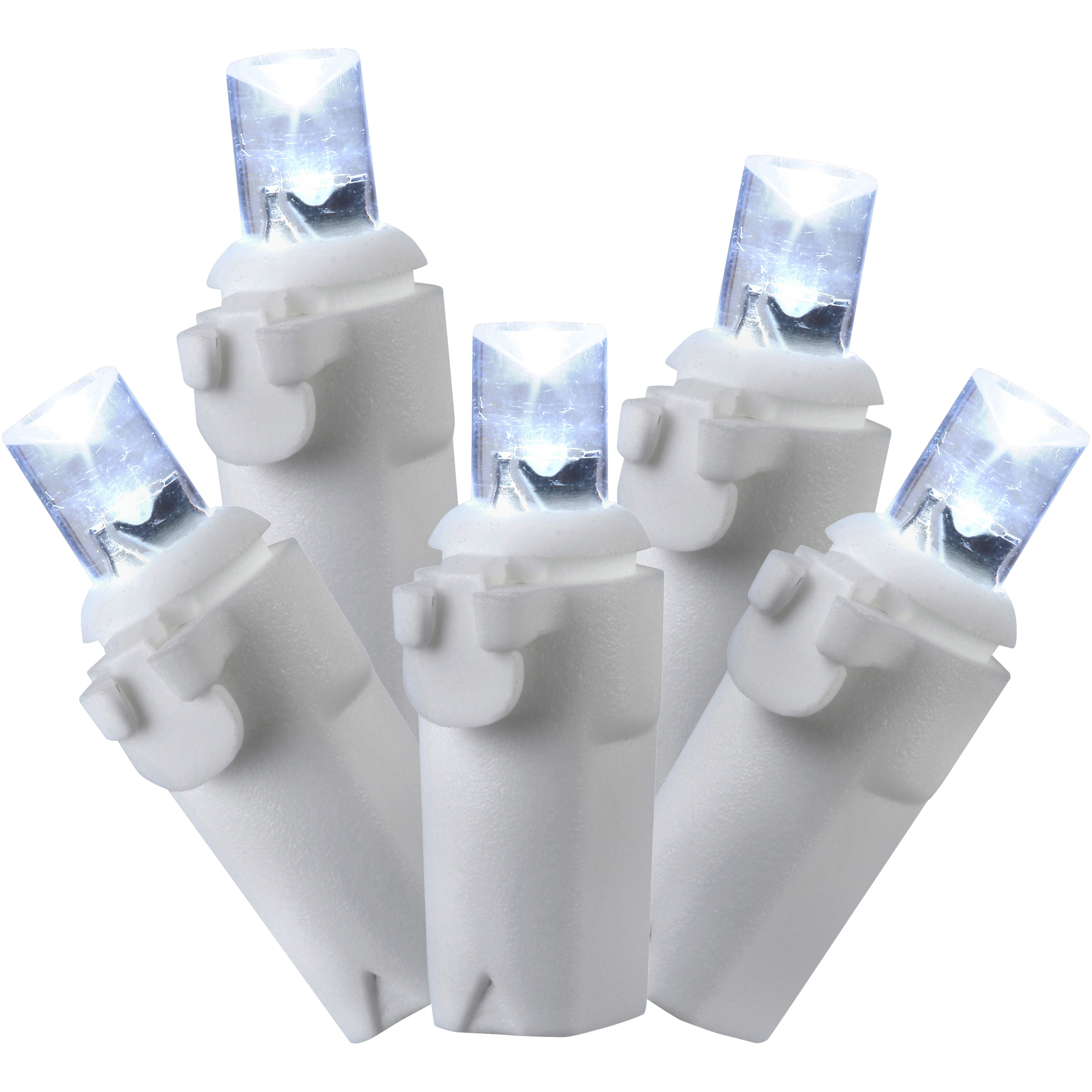 Led Icicle Lights Cool White