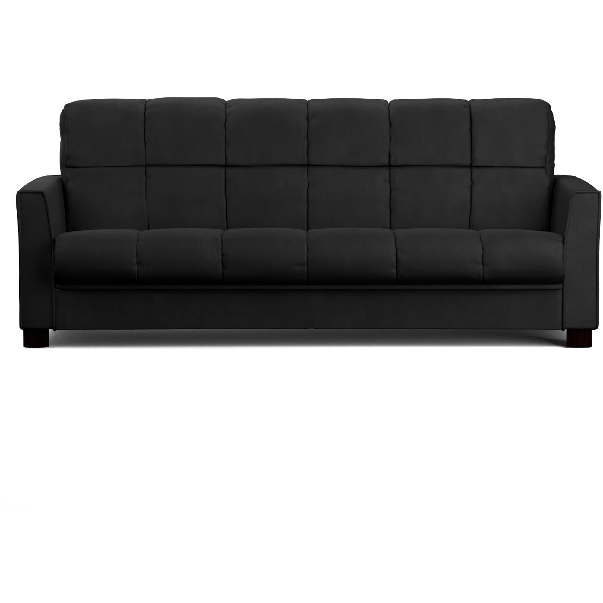 Baja Convert A Couch And Sofa Bed Black Scifihitscom
