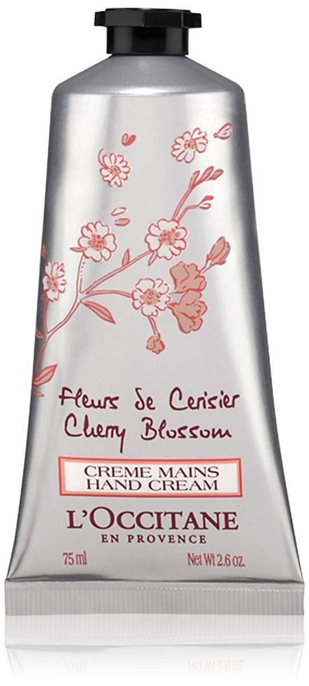 ( Value) L'Occitane Cherry Blossom Hand Cream, 2.6 Oz