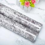 23 6 X 197 Diy Self Adhesive Marble Peel Stick Wallpaper Granite Texture Sticker Purple Walmart Com Walmart Com