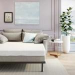 Modern Sleep Memory Foam Replacement Sofa Bed 4 5 Inch Mattress Multiple Sizes Walmart Com Walmart Com