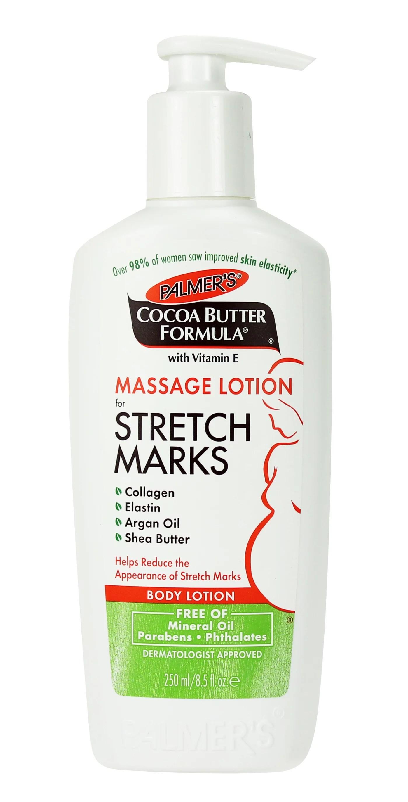 Palmers Mark Stretch Lotion Reviews