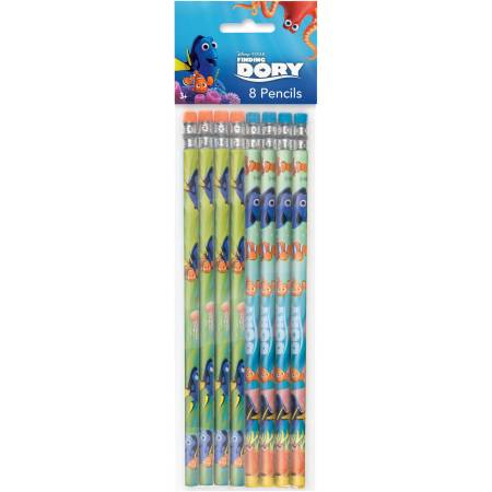 Finding Dory Pencils, 8ct