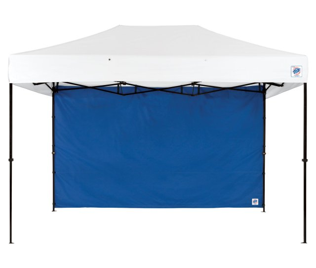 E Z Up X Foot Speed Shelter Canopy Sidewall Blue