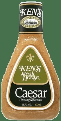 Ken39s Steakhouse Dressing Marinade Caesar 16 Fl Oz