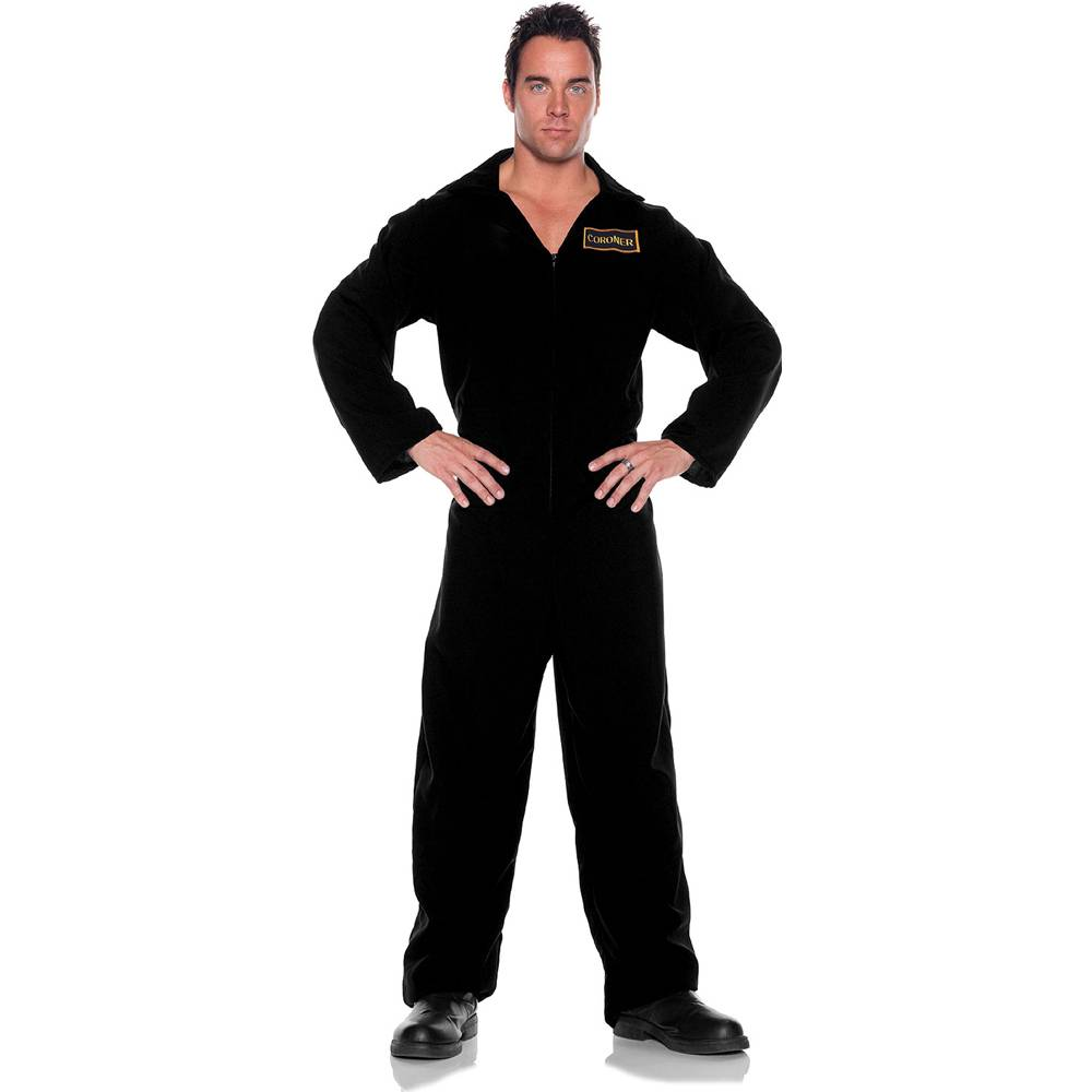 Coroner Jumpsuit Adult Costume Walmartcom