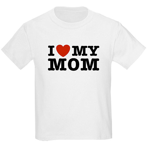 Kids I Heart My Mom Mother's Day T-Shirt - Walmart.com