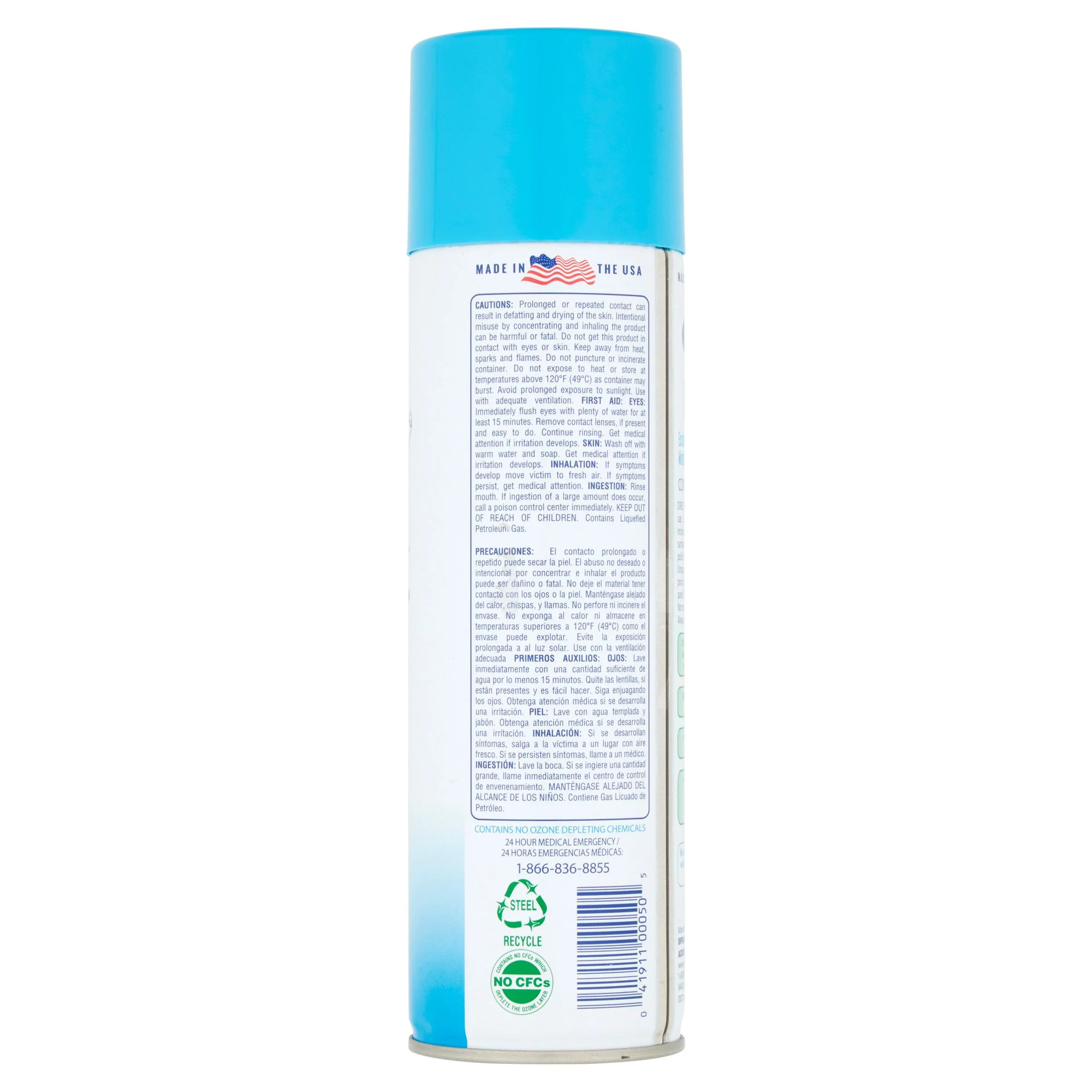 Sprayway Glass Cleaner Aerosol 19 Oz Walmart Com Walmart Com