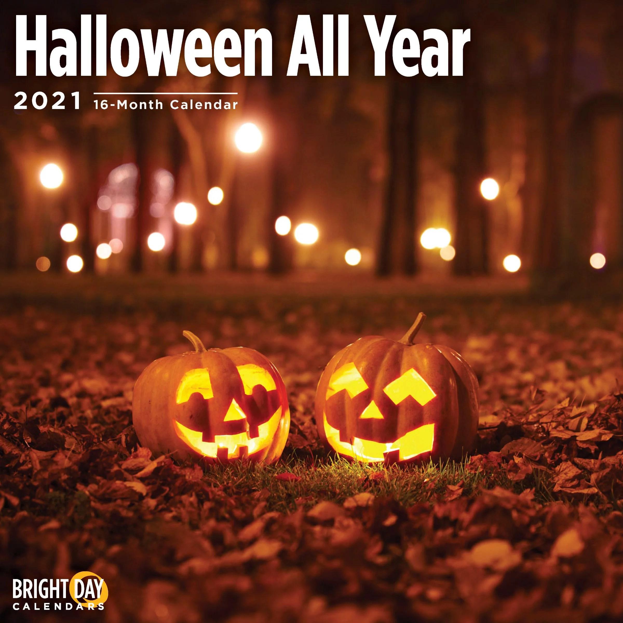 Insane profit halloween 2021 you must prepare growtopia. 2021 Halloween All Year Wall Calendar - Walmart.com - Walmart.com